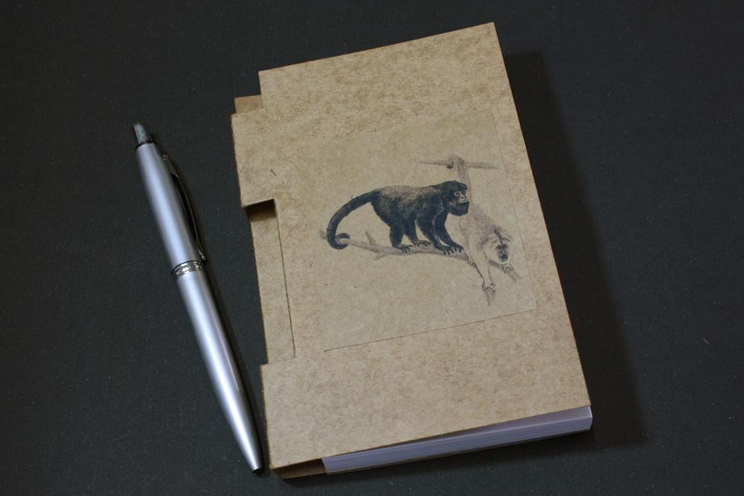 Bloco de anotações – Guariba