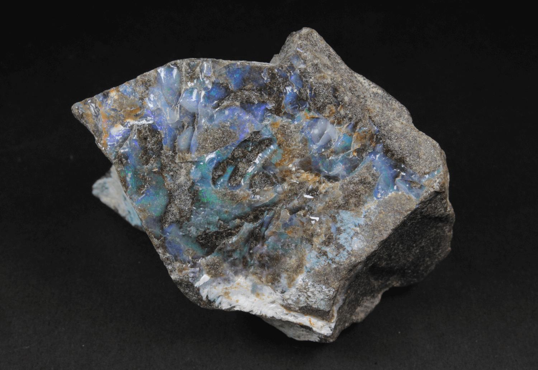 Opala em matriz de Arenito 12