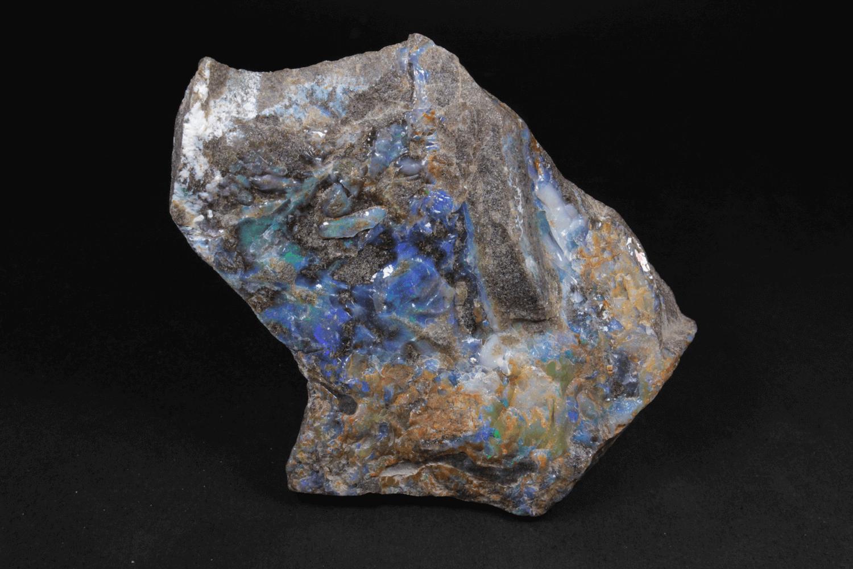Opala em matriz de Arenito 4